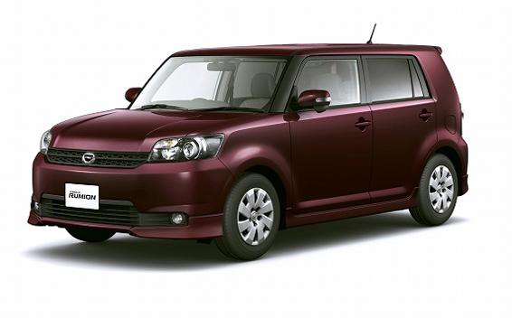 Toyota Corolla Rumion 1
