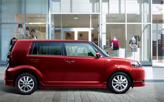 Toyota Corolla Rumion 3