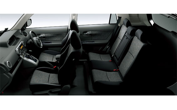 Toyota Corolla Rumion 5