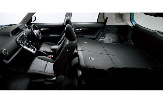 Toyota Corolla Rumion 7