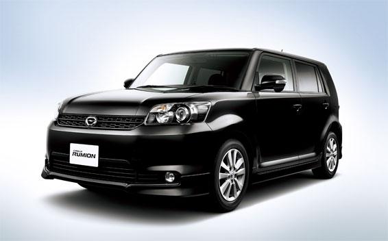 Toyota Corolla Rumion 11