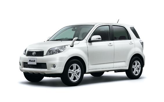 Toyota Rush 1