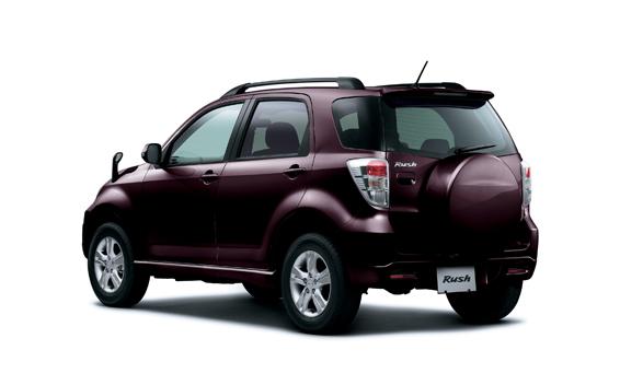 Toyota Rush 2