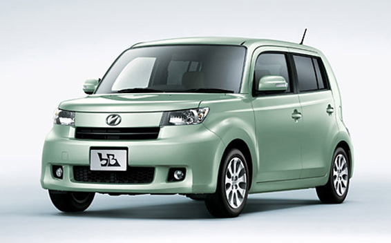 Toyota bB Z L PACKAGE 4WD AT 1.3 (2013)