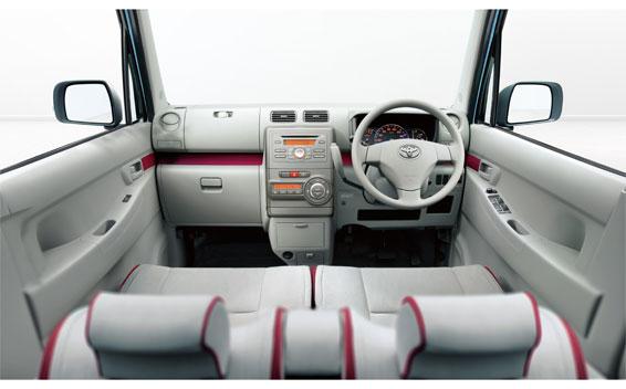 Toyota PIXIS SPACE 2