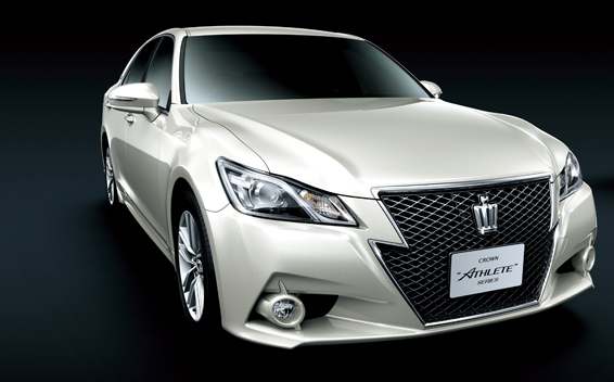 Toyota Crown Athlete Series ATHLETE G I-FOUR REBORN PINK 4WD AT 2.5 (2013)
