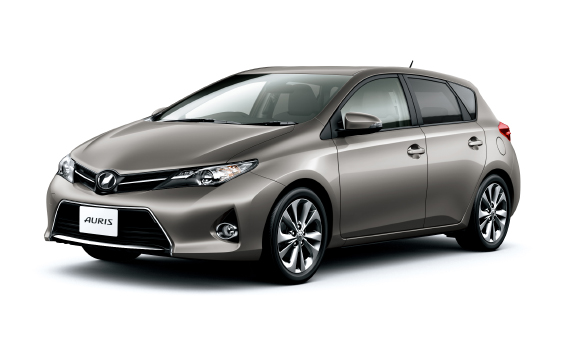 Toyota Auris 150X S PACKAGE CVT AURIS CHAR'S CUSTOMIZE FULLY EQUIPPED 1.5 (2013)
