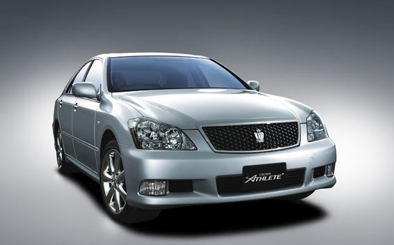 Toyota Crown Athlete Series ATHLETE I-FOUR 60TH SPECIAL EDITION 4WD AT 2.5 (2006)
