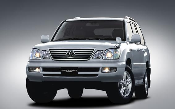 Toyota Land Cruiser Cygnus 1