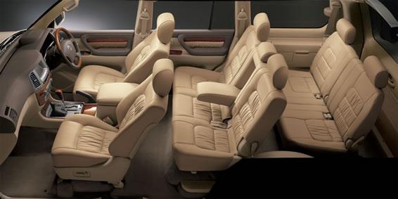 Toyota Land Cruiser Cygnus 3
