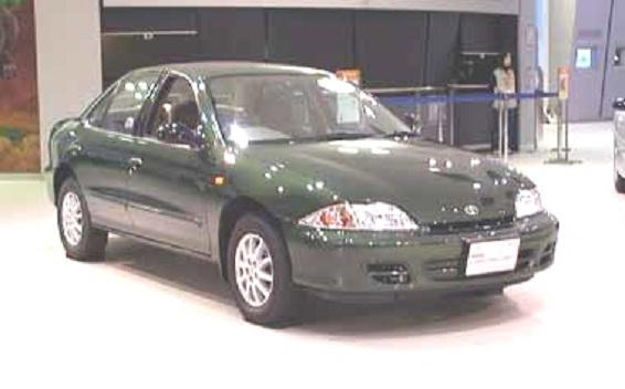 Toyota Cavalier 1