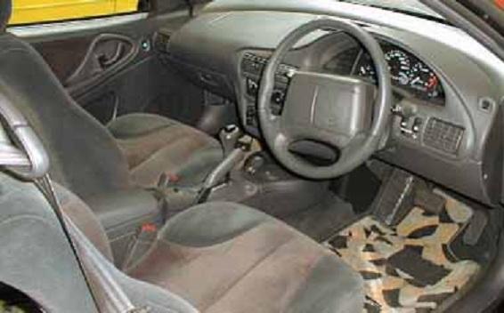 Toyota Cavalier 3