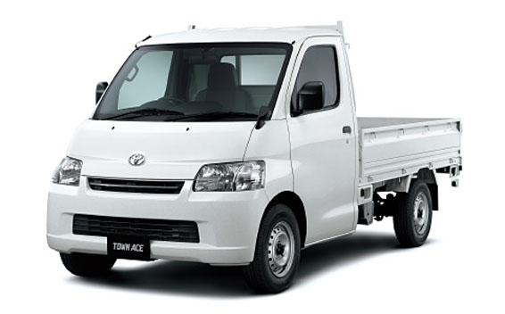 Toyota Townace Truck DX X EDITION 4WD AT 1.5 (2012)