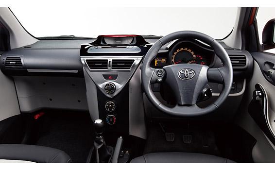 Toyota IQ 4
