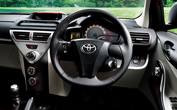 Toyota IQ 5