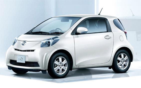 Toyota IQ 9