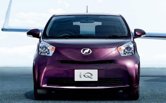 Toyota IQ 12