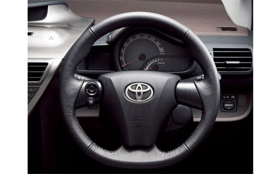 Toyota IQ 16