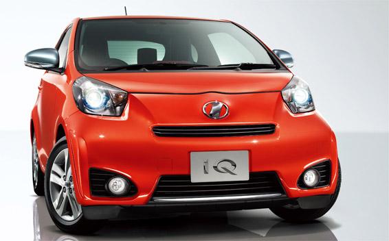 Toyota IQ 27