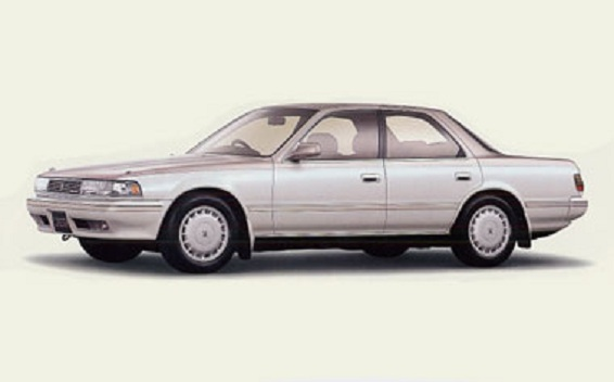 Toyota Cresta EXCEED AT 2.5 (1991)
