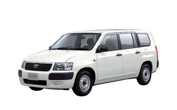 Toyota Succeed Van UL MT 1.5 (2002)