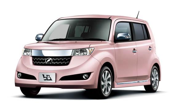 Toyota bB 1