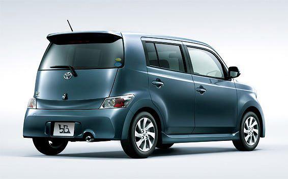 Toyota bB 3