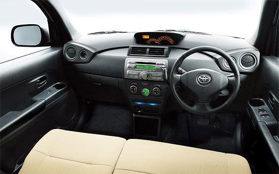Toyota bB 7