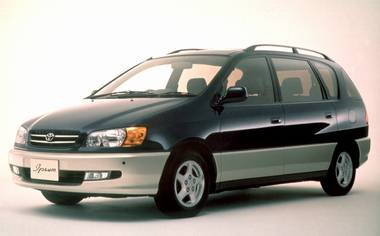 Toyota Ipsum EXCELLENT VERSION II4WD AT 2.0 (2000)