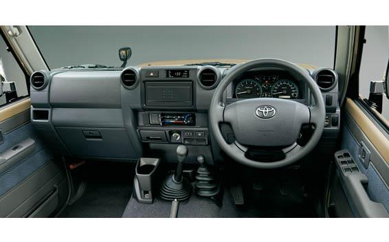 Toyota Landcruiser 70 8