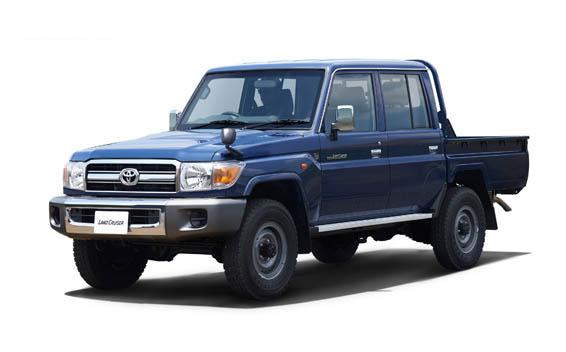 Toyota Landcruiser 70 13