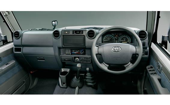 Toyota Landcruiser 70 18