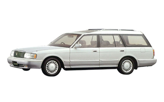 Toyota Crown Station Wagon 1
