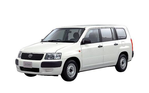 Toyota Succeed Van UL X PACKAGE MT 1.5 (2012)