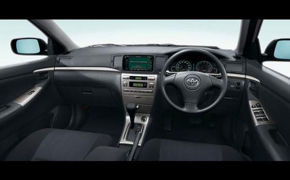 Toyota Allex 4
