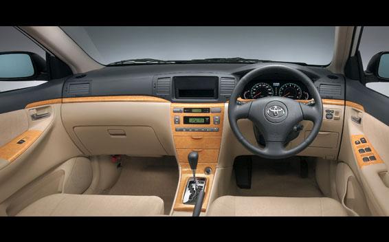 Toyota Allex 5