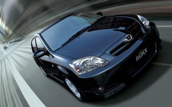 Toyota Corolla Runx 1