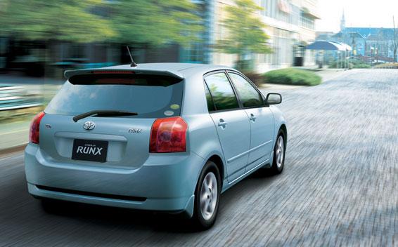 Toyota Corolla Runx 2