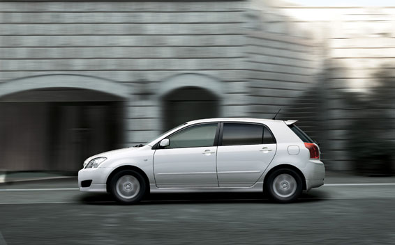 Toyota Corolla Runx 3