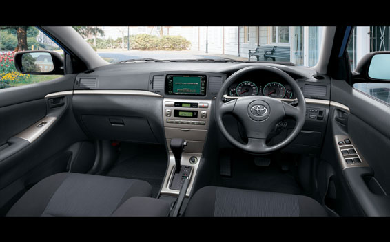 Toyota Corolla Runx 5