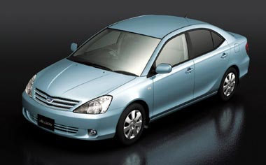 Toyota Allion A18 G PACKAGE LIMITED AT 1.8 (2004)