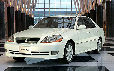 Toyota Mark II GRANDE LIMITED AT 2.5 (2004)