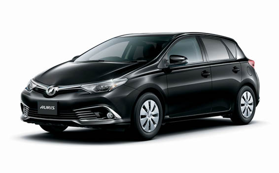Toyota Auris 150X S PACKAGE CVT 1.5 (2015)
