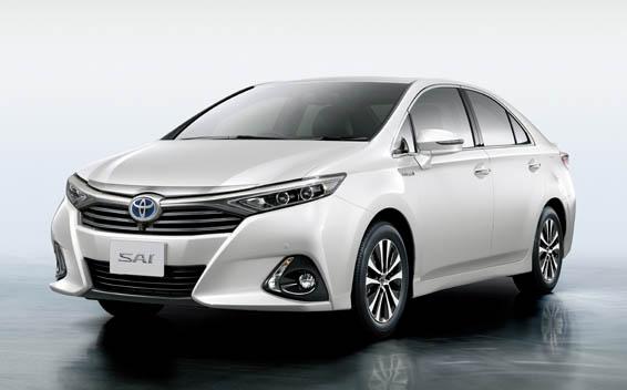 Toyota SAI 1