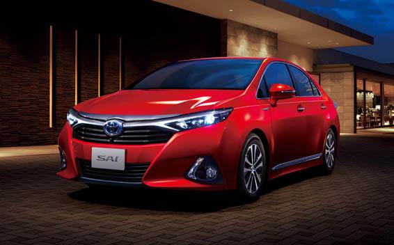 Toyota SAI 2