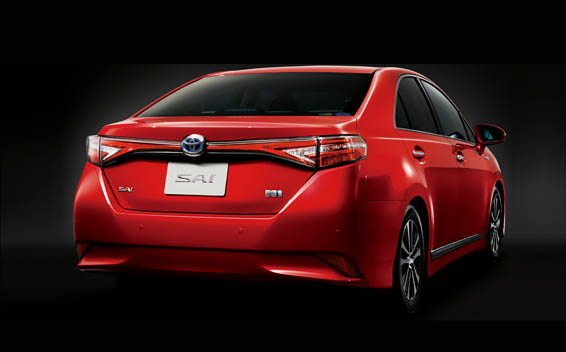 Toyota SAI 3