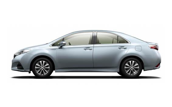 Toyota SAI 4