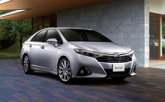Toyota SAI 6