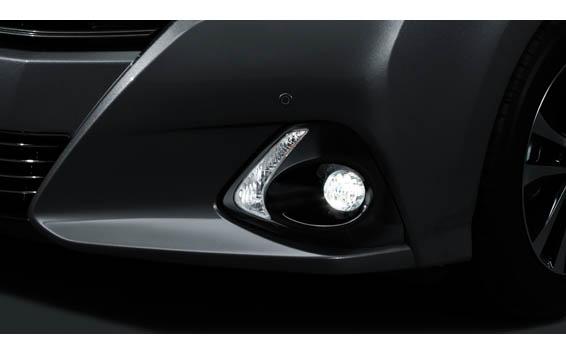Toyota SAI 8