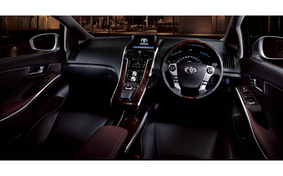 Toyota SAI 9